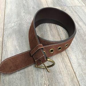 Vintage Coach Belt